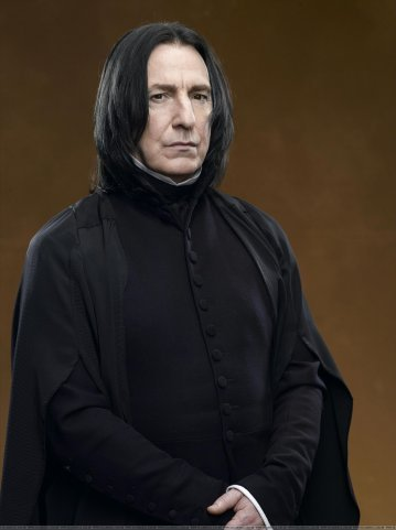 Do you find Alan Rickman attractive?