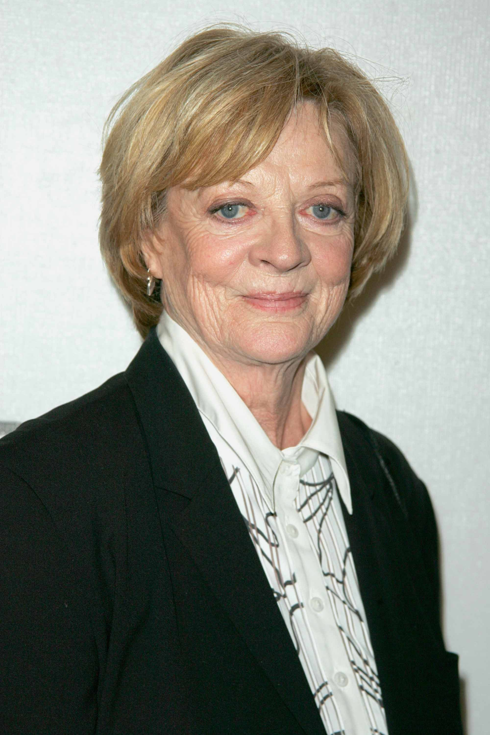 maggie smith - harry potter wiki