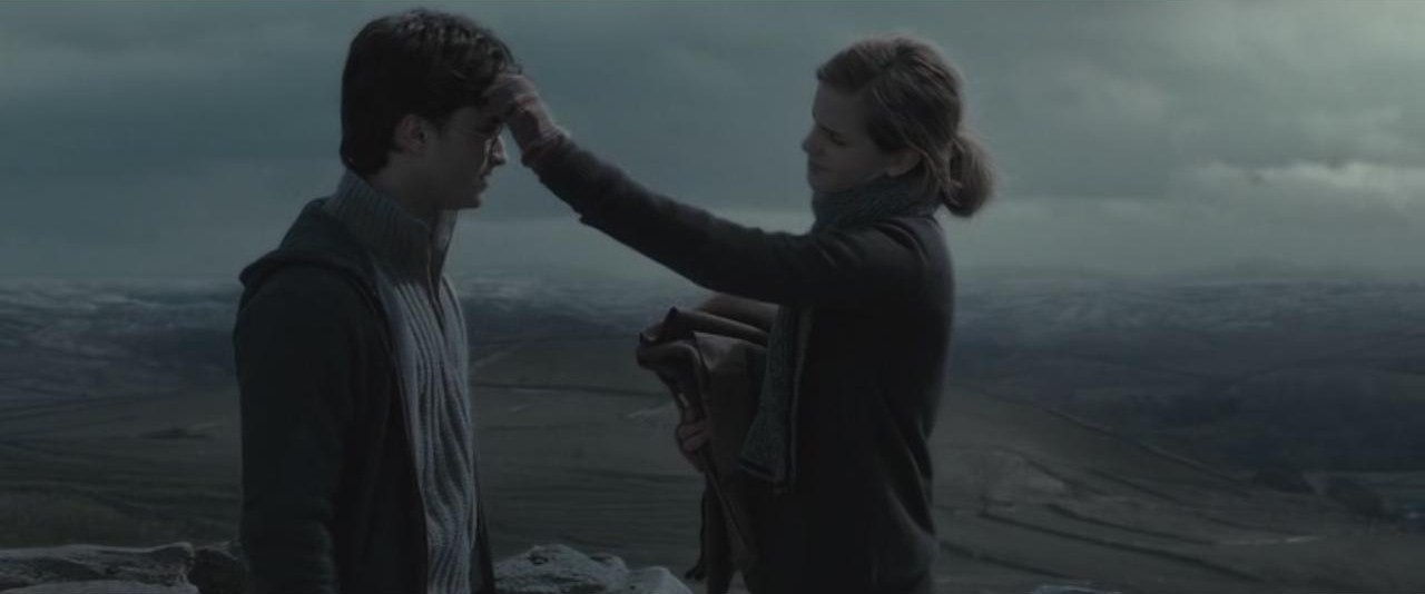 Hermione and harry horcrux harry hermione horcrux hunt jpg