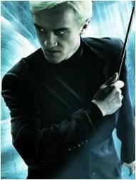 Draco malfoy dark wizard
