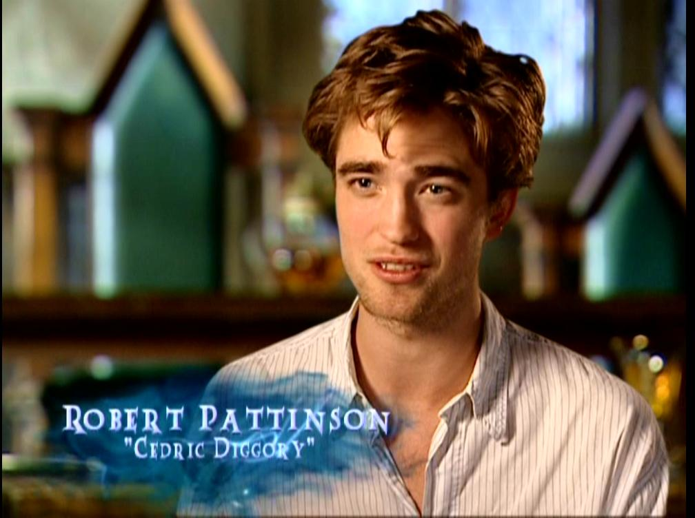 robert pattinson diggory 
