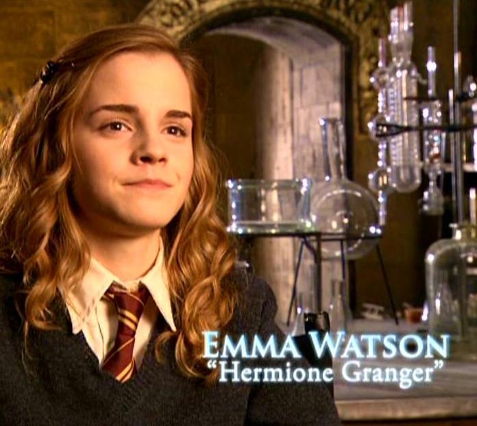Emma Watson Age 5. Emma Watson (Hermion.