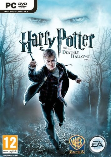 Harry Potter and the Deathly Hallows: Part 1 Hp7-p1_videogame