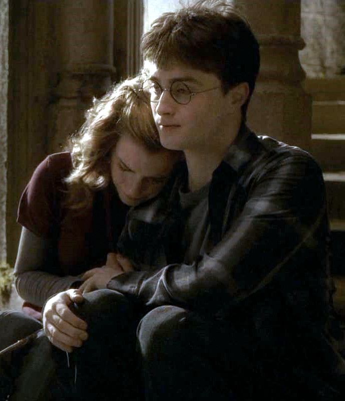 Image harry potter wiki - Hermione granger and the half blood prince ...