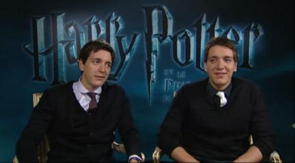 FuN FactS!!♥: James and Oliver Phelps