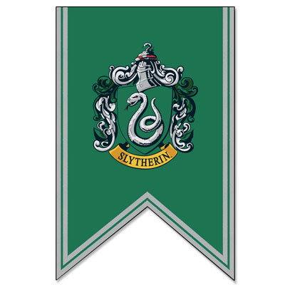 green slytherin