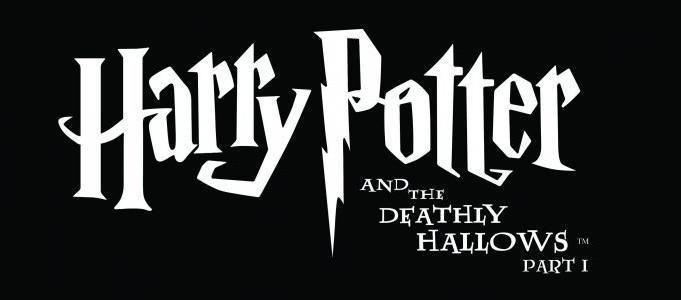 Image - Deathly Hallows movie logo.jpg - Harry Potter Wiki
