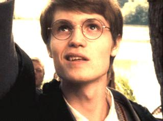 James Potter (fiatal)