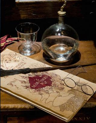 Marauder's Map - Harry Potter Wiki