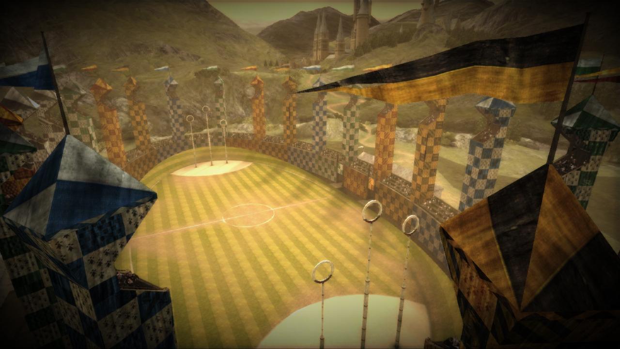 Partidos de Quidditch | Información, Inscripción Quidditch_pitch_hogwarts