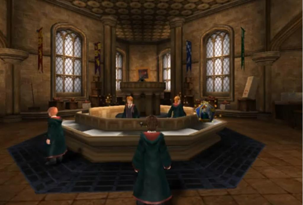 Harry Potter Bathroom Thenest