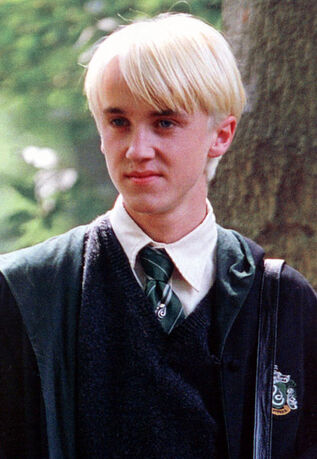 tom felton draco malfoy. Tom Felton as Draco Malfoy