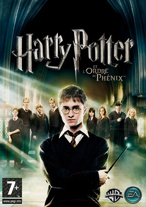 Harry Potter and the Order of the Phoenix game free download