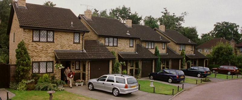 Kertes házak és annak környéke Privet_Drive