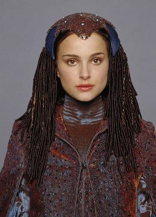 Let's play the Count Padme Amidala's Hairstyles...