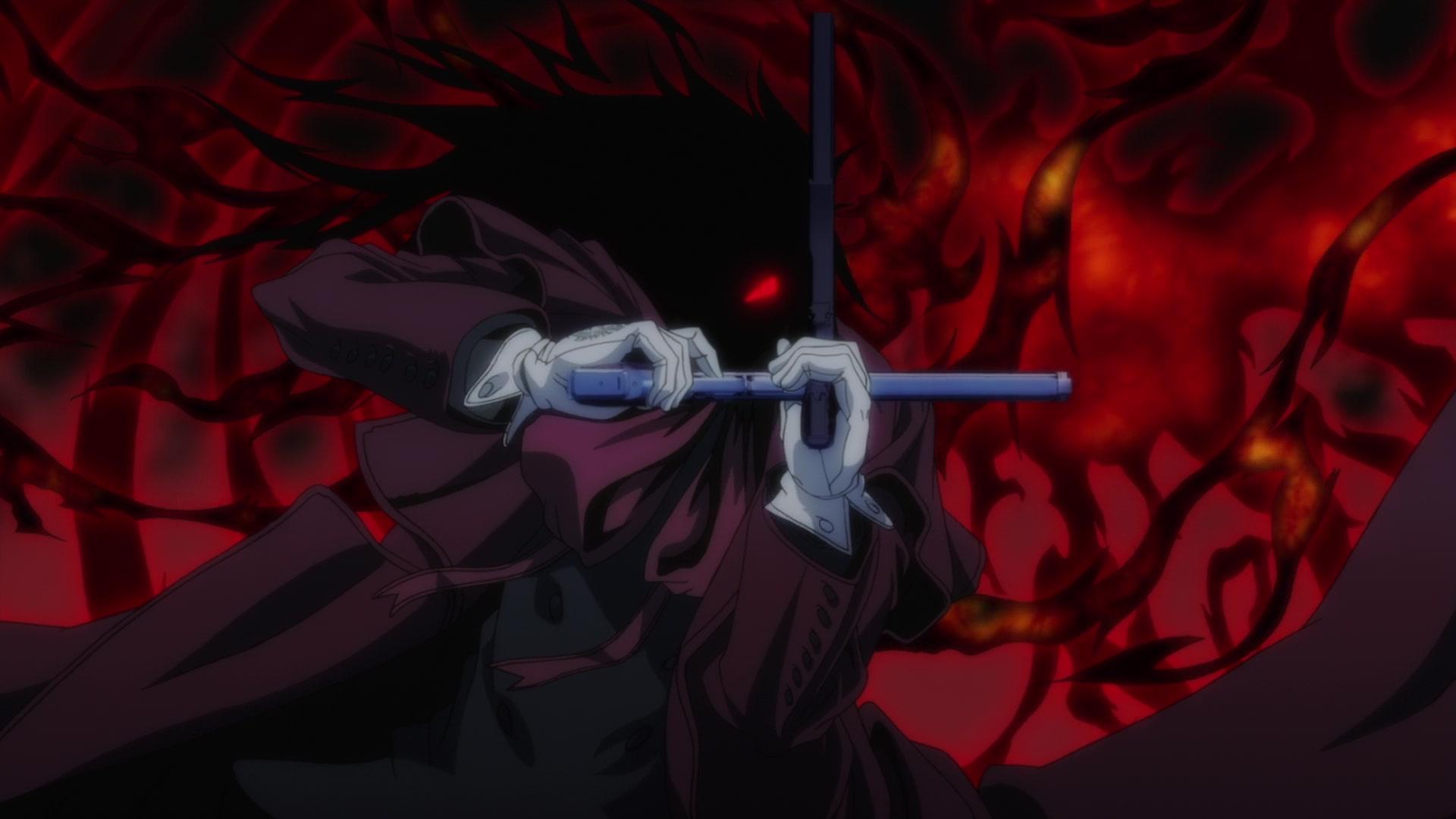 Zy's Blog: Alucard  Count Alucard Hellsing Ova