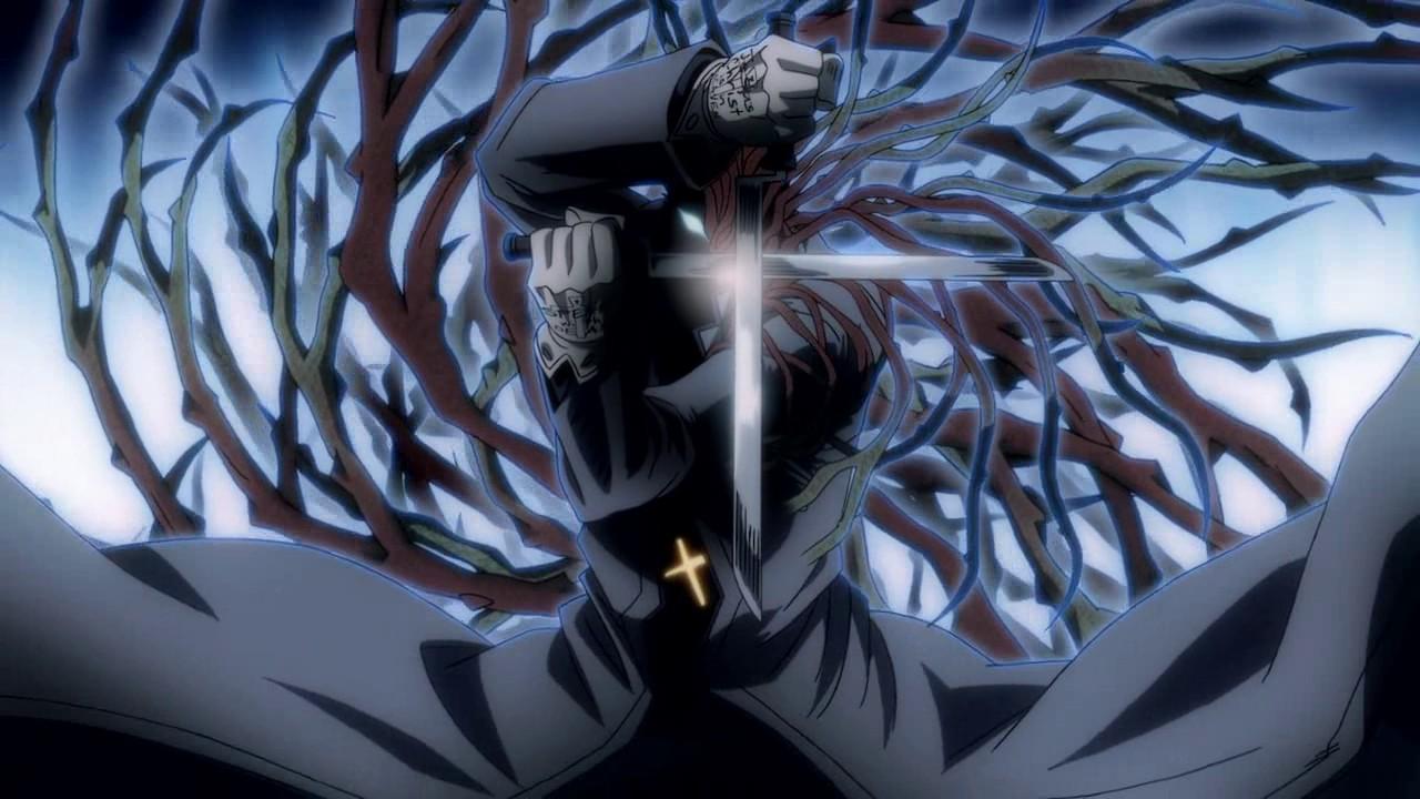 Judas Iscariot [Kishin-Ei] Nail_mode_alexander_anderson
