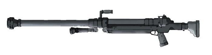 Image - Seras Victoria s Gun 2 jpg - Hellsing WikiHellsing Seras Gun
