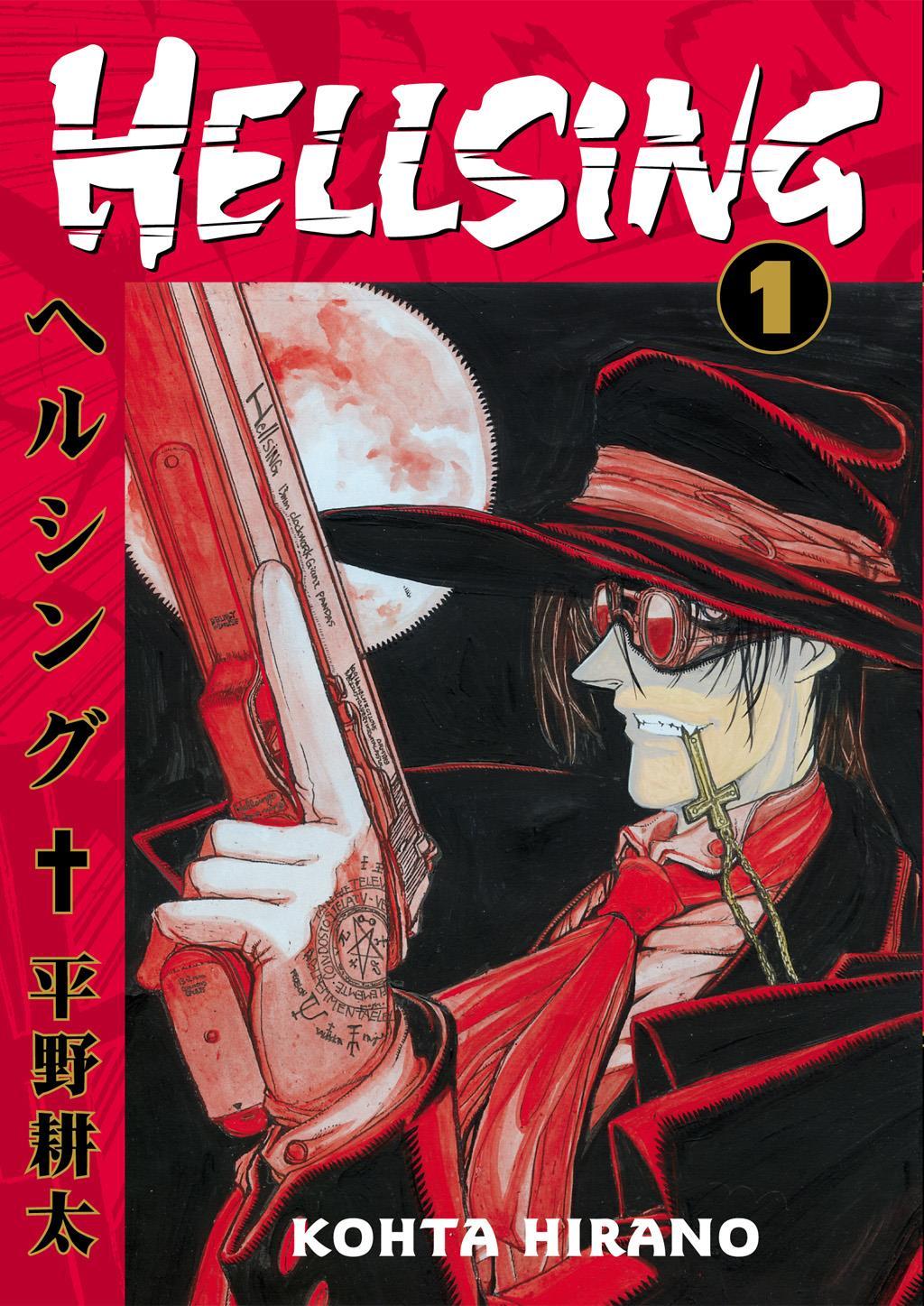 Manga you've read and suggest! Hellsing-manga-volume-1-cover