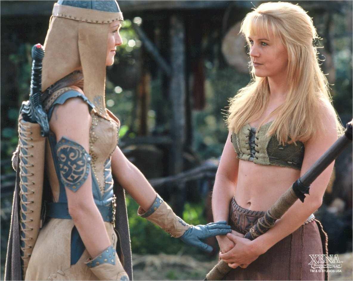 Lesbian xena warrior princess xxx pics