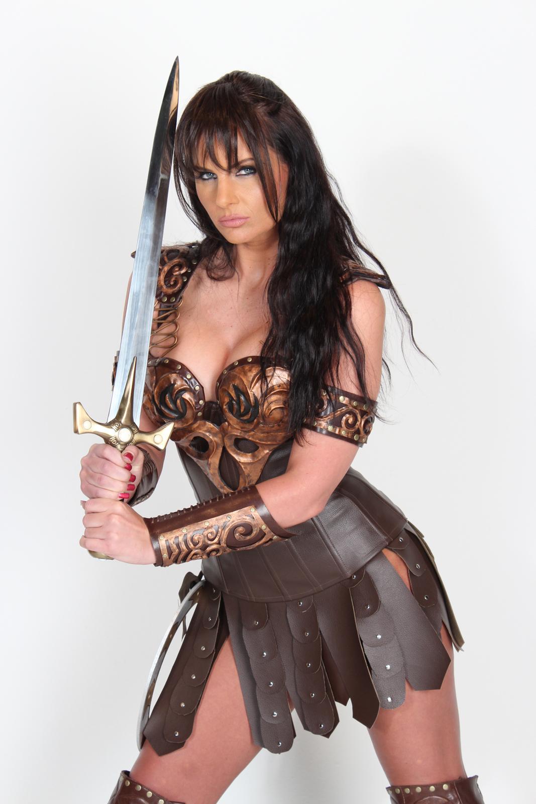 Xena warrior princess xxx