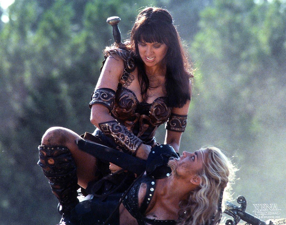 "The ""Hercules: The Legendary Journeys / Xena: Warrior"