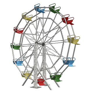 ferris wheel clipart png - photo #22