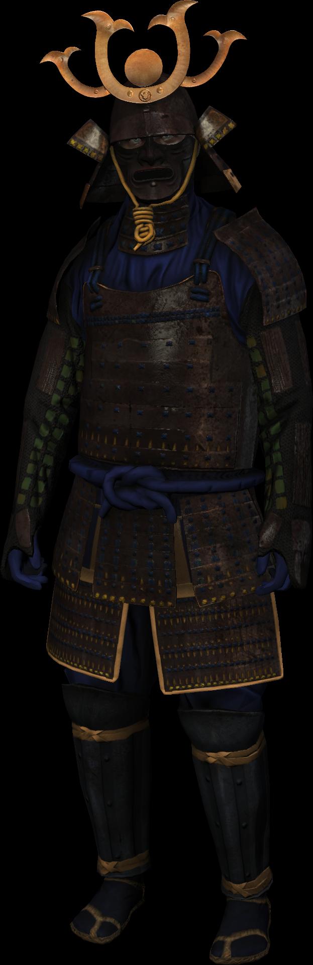 Image - Samurai.png — Hitman Wiki