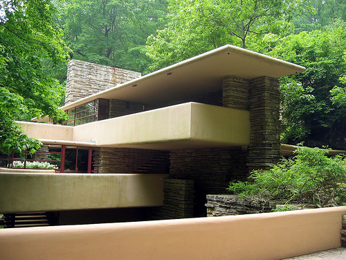 download di fallingwater plan