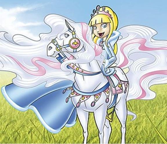 Whitney K - Pony