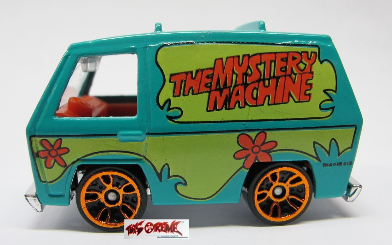 mystery machine images