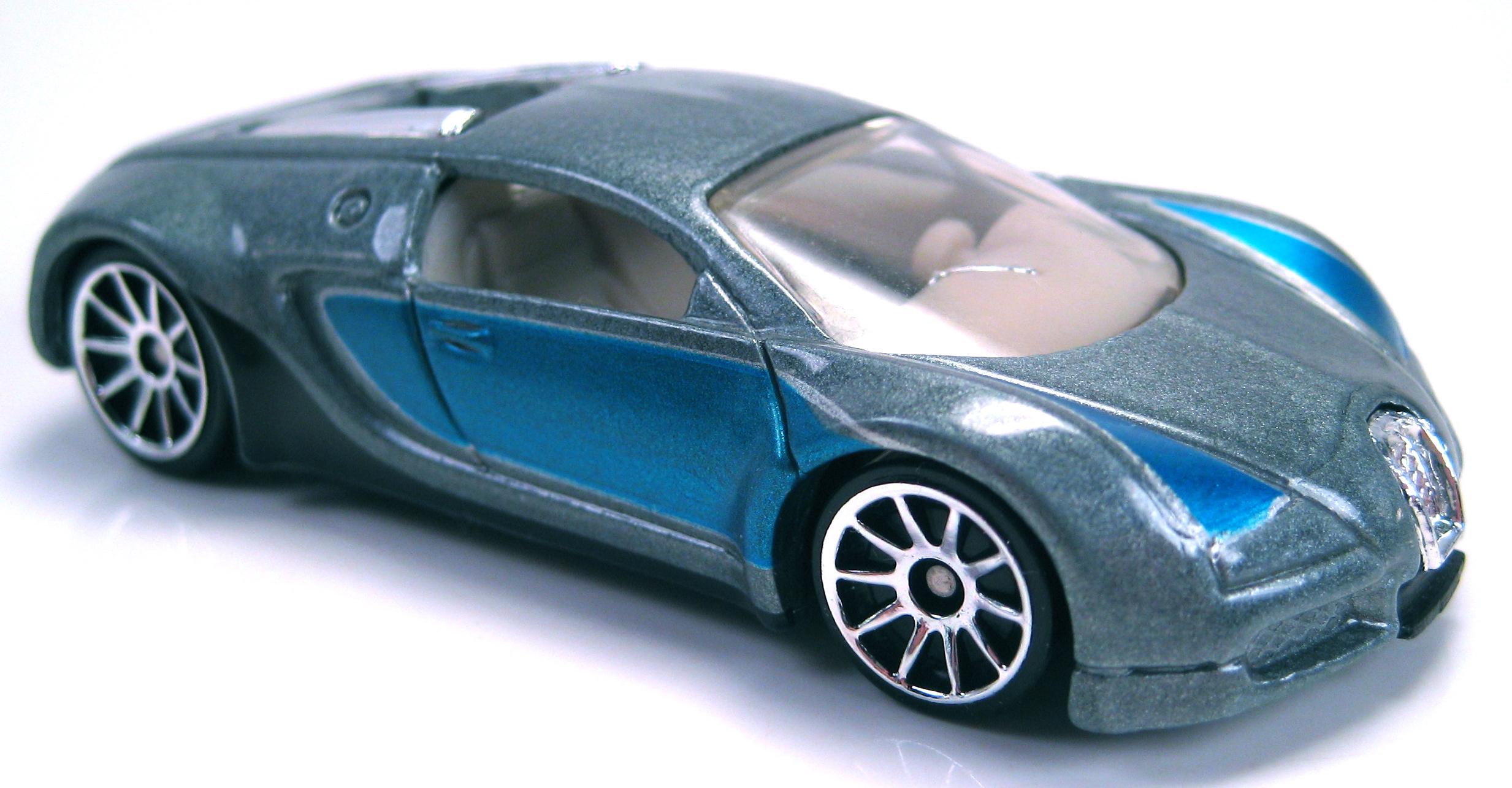 image bugatti veyron grey blue 10sp wheels 2006 jpg hot wheels wiki. Black Bedroom Furniture Sets. Home Design Ideas