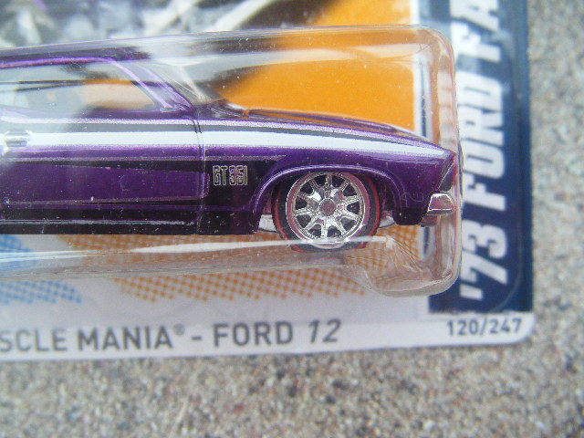 Image - Hot Wheels 2012 120 1973 Ford Falcon XB Super treasure hunt 2