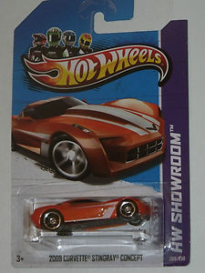 Corvette Stingray 2009 on Hotwheels Wikia Comfile 2009 Chevrolet Corvette