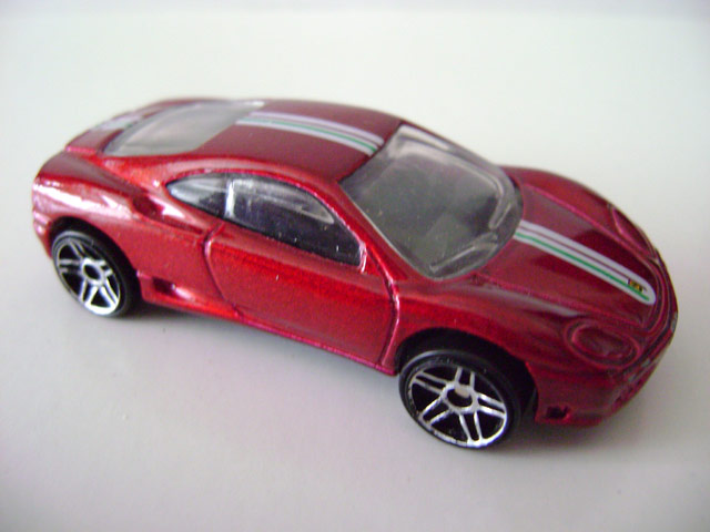 Ferrari 360 Modena - Hot Wheels Wiki