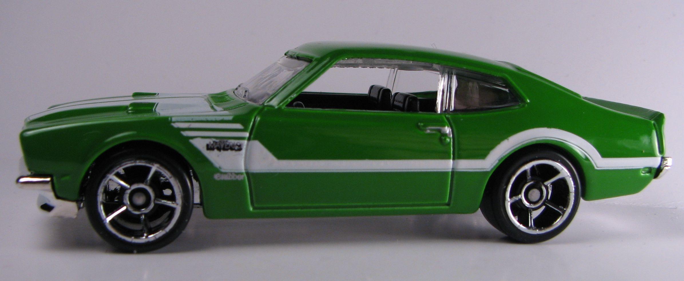 71 Ford Maverick Grabber