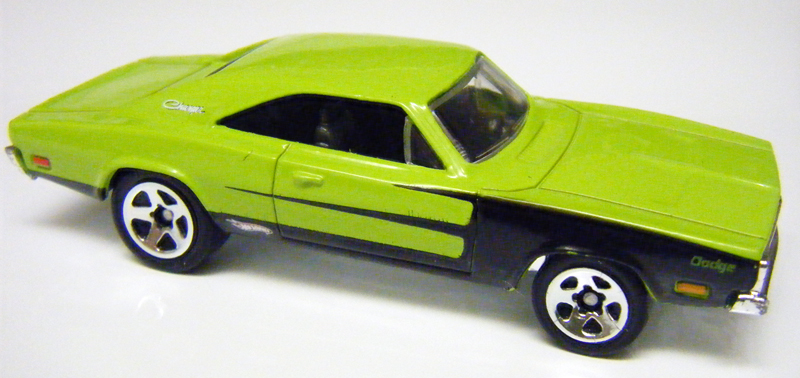 69 Dodge Charger Hot Wheels