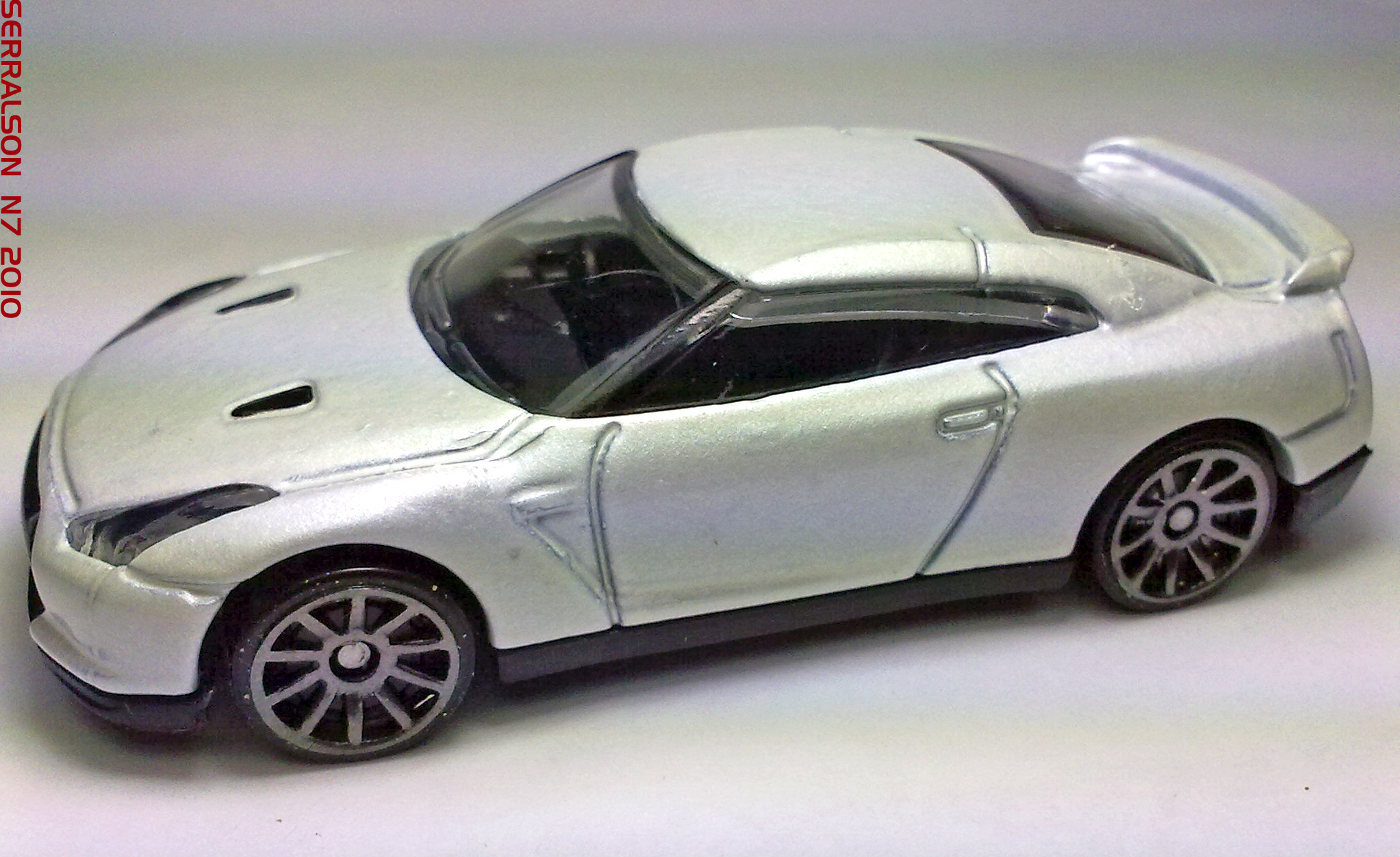 2009 Nissan GT-R - Hot Wheels