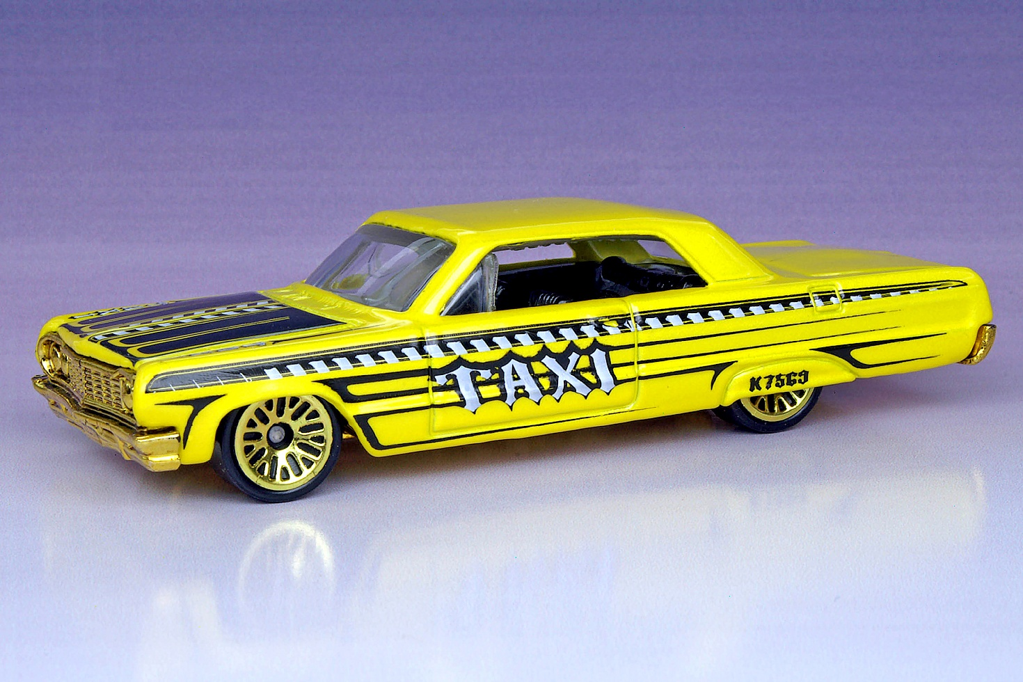 '64 Chevy Impala - Hot Wheels