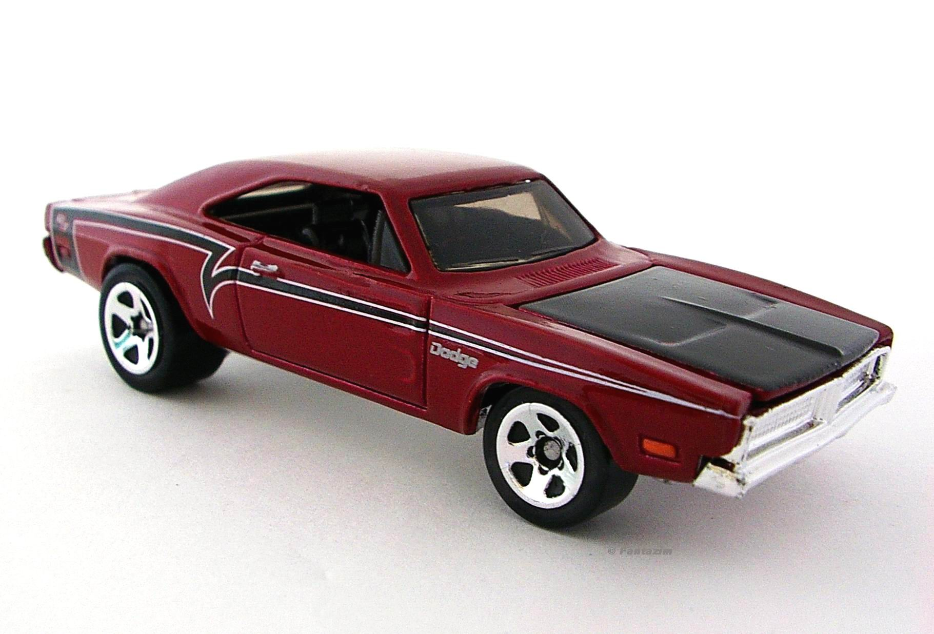 '69 Dodge Charger - Hot Wheels