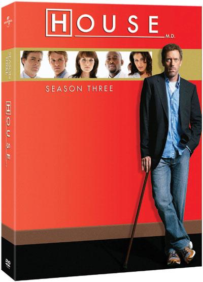 House Md Season 6 Dvd Cover. Third Season, House