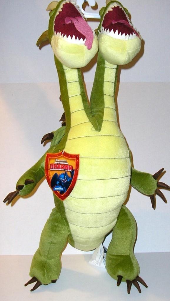 Image - Zippleback plush.jpg - How to Train Your Dragon Wiki