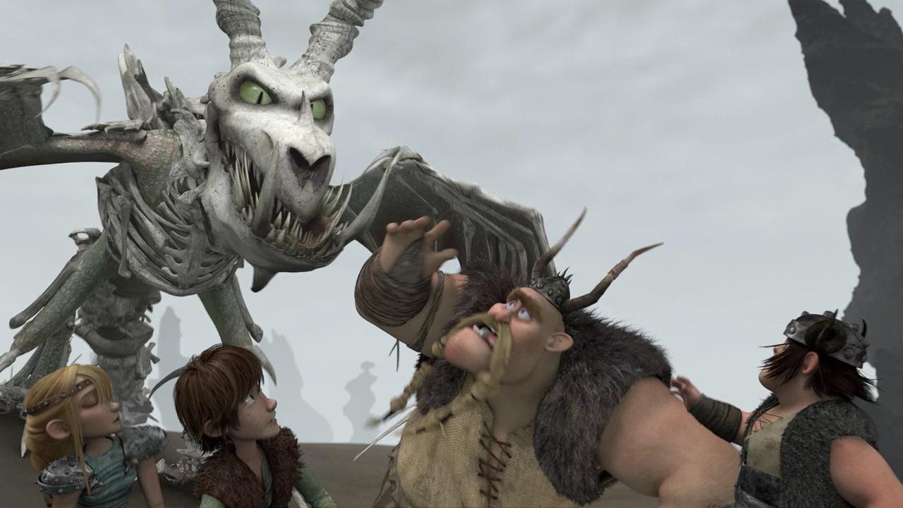 Dragon Boneknapper Desktop Backgrounds