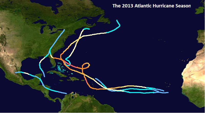 The 2015 Atlantic hurricane season runs from June 1 to November 30 ...