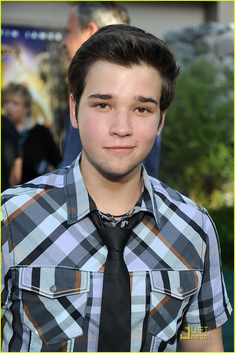 image nathan kress zookeeper icarly wiki. Black Bedroom Furniture Sets. Home Design Ideas