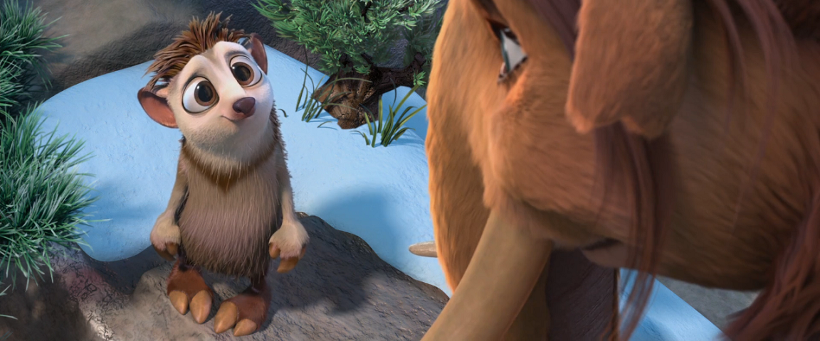 ice age 4 characters peaches - photo #16