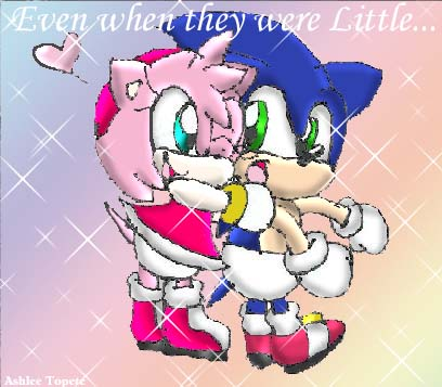 Amy Rose Has A Baby