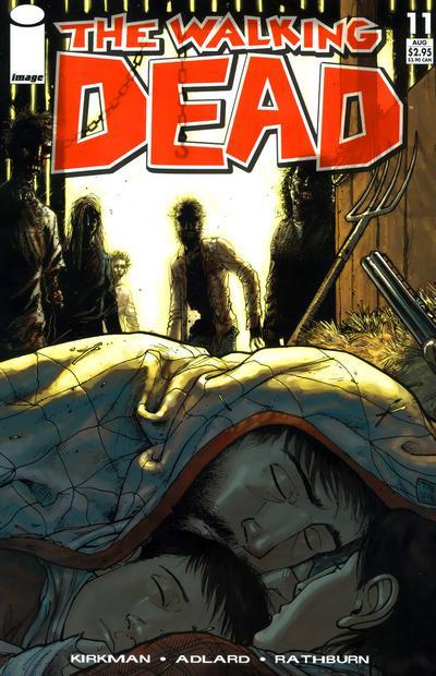 Walking Dead on The Walking Dead Vol 1 11   Image Comics Database   Spawn  Top Cow
