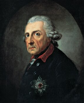 Frederick II of Prussia - ImagineWiki
