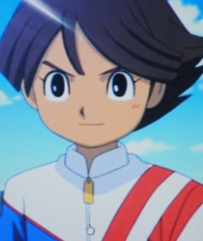 inazuma eleven - the Inazuma dreams Ichinose_Kazuya